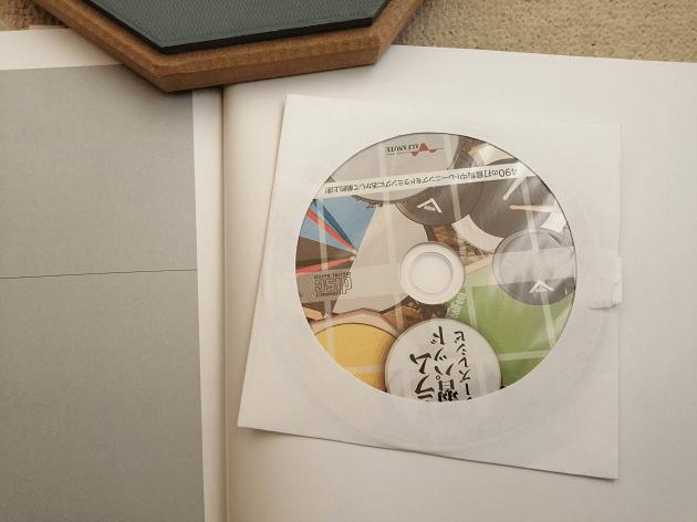 ドラム練習パッドフレーズレシピ 付属品(CD)