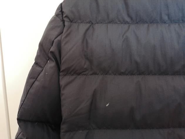 ユニクロ・ウルトラライトダウンジャケット不良品2